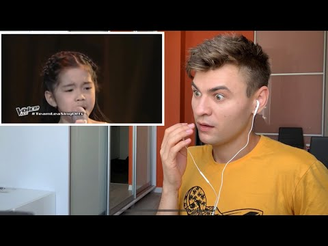 REACTION to Philippines Kids Nailing English Songs on The Voice PH Kids - PART 2