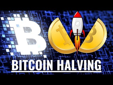 Don't Forget about Bitcoin Halving