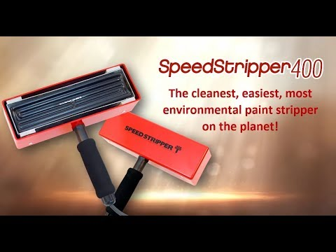 Sdstripper 400 Infrared Paint Stripper