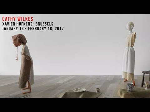 Cathy Wilkes Xavier Hufkens- Brussels Through January 18, 2017