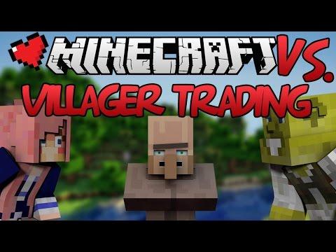 Villager Trading | Minecraft VS. Ep 10