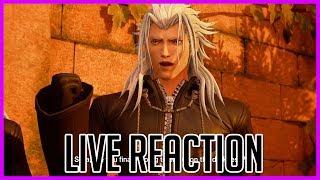 Live Reaction - Kingdom Hearts III Trailer [E3 2017]