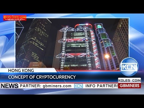 KCN Hong Kong to develop a concept of their own cryptocurrency