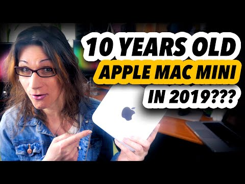 Apple Mac mini Late 2009 - Is It Worth in 2019 - 4K Video Editing?