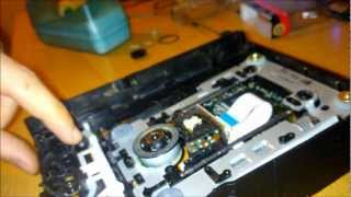 Réparation Lecteur XBOX 360 ne s'ouvre plus