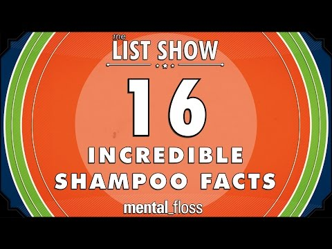 16 Shampoo Facts (Incl. Why There's Silicone In Your Shampoo!) - mental_floss - List Show