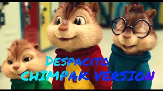 despacito hindi version chipmunks