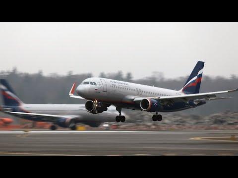 В России запретили авиарейсы за границу | НОВОСТИ | 26.03.20