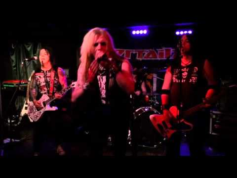 Tigertailz - Shoot To Kill/Star Attraction Glasgow 2015