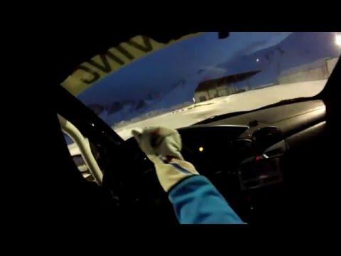 Ford Focus Mk1 Circuit de Gel Grandvalira