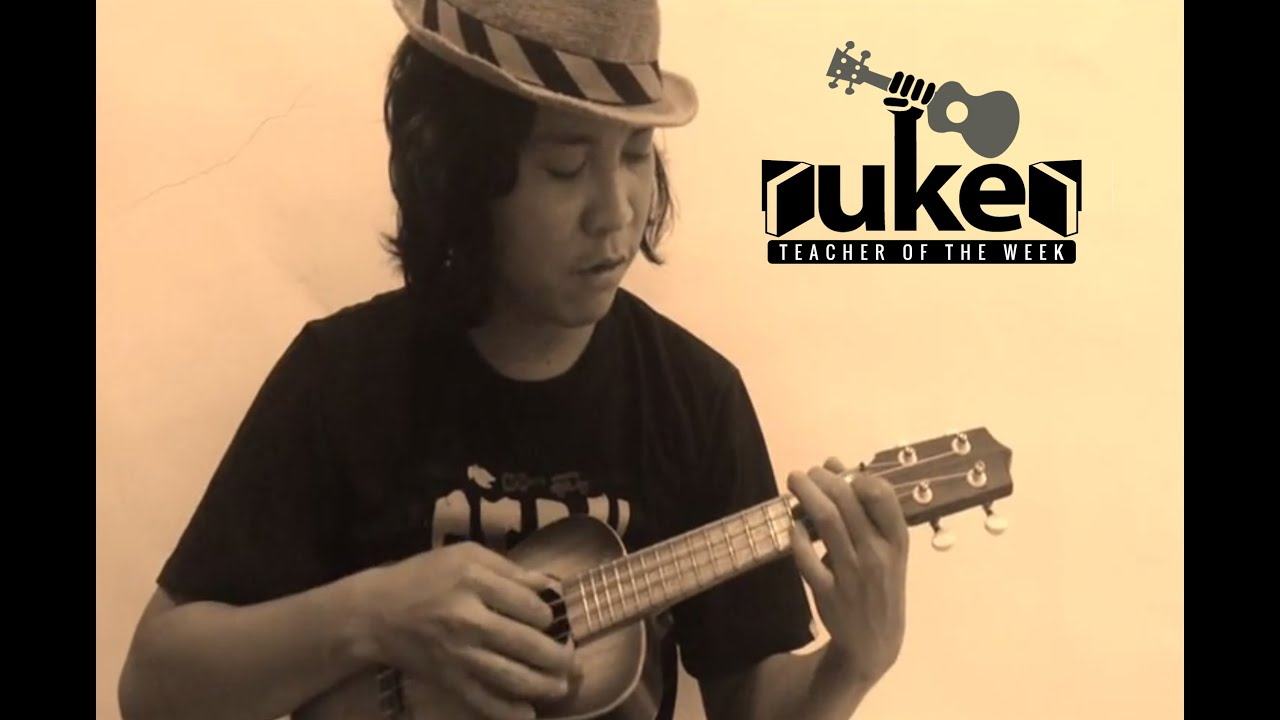 All About You Mcfly Ukulele Tutorial By Red Youtube