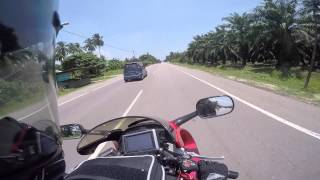 Mersing Johor to Pekan Kuantan