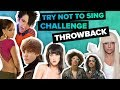 Try Not To Sing Along Challenge (EXTREM HART!!) Throwback Charts | Digster Pop