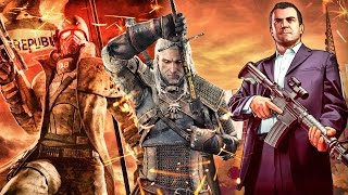 Top 20 PC Games - 2015