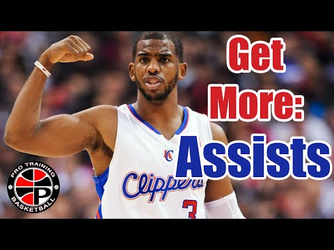 Become a Better Passer | Get More Assists | Pro Training Basketball