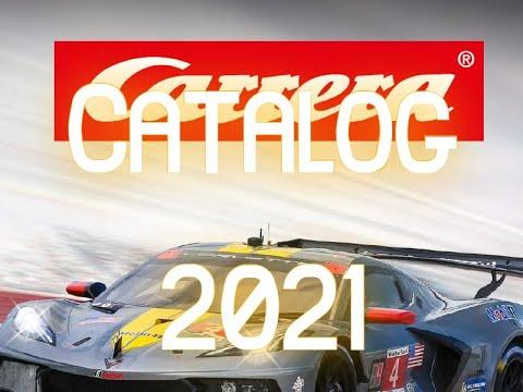Carrera 2021 Catalog Review (European)