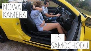NOWA KAMERA LUMIX GH5 I TEST CHEVROLETA CAMARO!