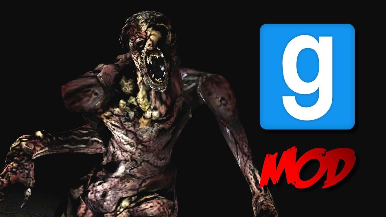 Garry's Mod: SCARIEST HORROR SNPC EVER       Or Not | Mod Showcase