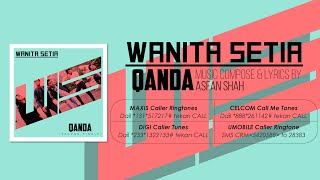 Video Qanda - Wanita Setia [Official Lyrics Video][OST IRIS TV3 Love You Mr Arang] download MP3, 3GP, MP4, WEBM, AVI, FLV Januari 2018