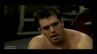 Dean Lister knocks a guy out in the name of science using the Rear ...