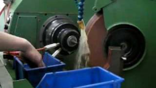 PALMARY CNC CYLINDRICAL GRINDER  --OCD 3240P (ANGUL WHEEL)-- CYCLE TIME = 14SEC 大光長榮