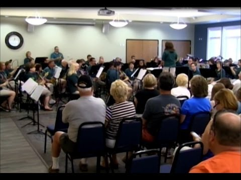 ONTV: 2014 Concerts In The Park Series - North Oakland Concert  Band