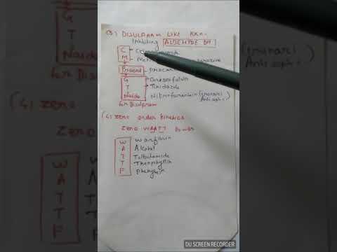 Mnemonics For DISULFIRAM LIKE REACTION & ZERO ORDER KINETICS