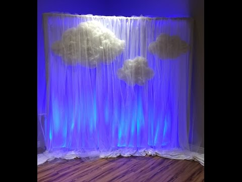 How to make Clouds DIY