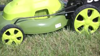 Sun Joe 20 in. 12 Amp Electric Lawn Mower - MJ408E