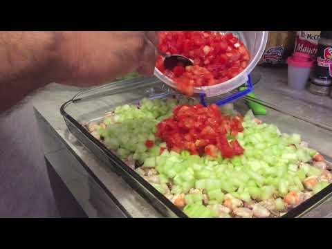 Como Hacer Un Ceviche De Camaron Estilo Culiacan Sinaloa l Marco Rubio