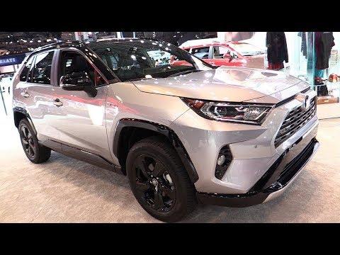 The New Toyota RAV4 Hybrid | 2019 Toyota RAV4 Hybrid | 2019 Toyota RAV4 Review (2018)
