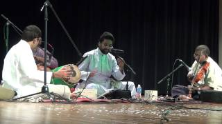 Fr. Paul Poovathingal, Padum Pathiri in Houston Texas - Carnatic Music