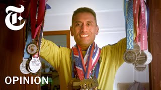 How a 46-Year-Old Marathon Runner Keeps Getting Faster | NYT Opinion