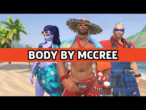 Every New Overwatch Summer Skin, Emote, & Highlight