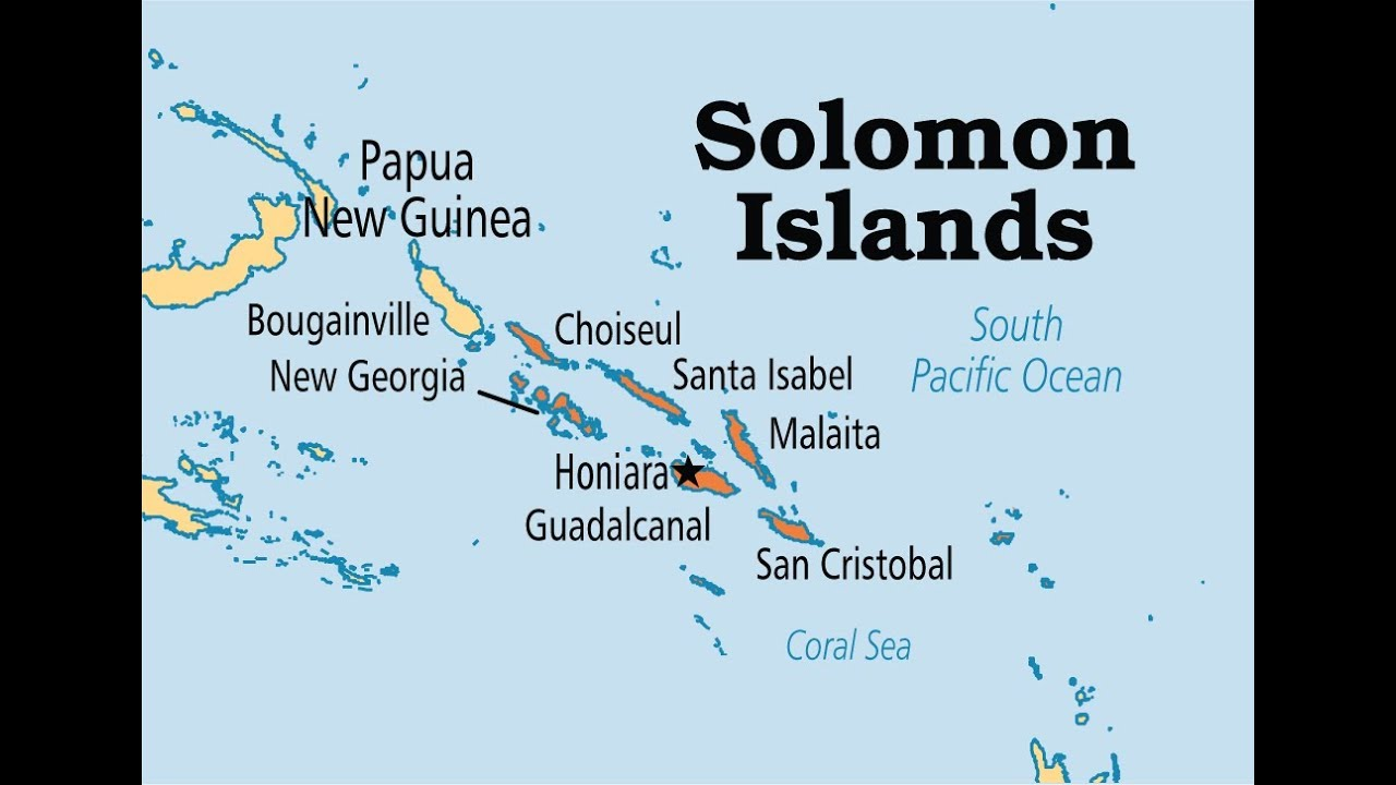 Steve Quayle Little Creatures & My Solomon Islands Testimony