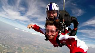 TANDEM SKYDIVING TNT BROTHERS