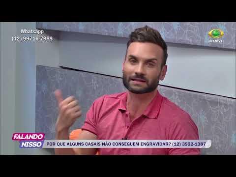 FALANDO NISSO 09 05 2018   PARTE 04