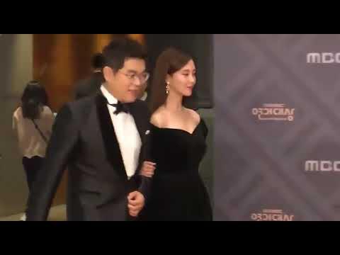 181230 MC Seohyun - 2018 MBC Drama Awards Red Carpet