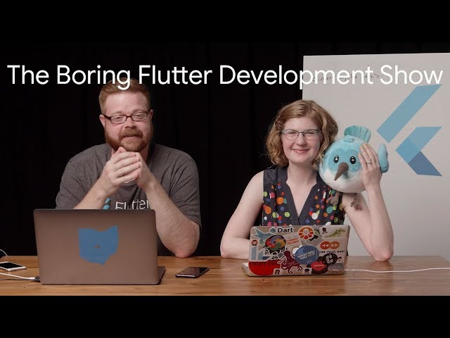 Adding a Streams API to a Flutter Plugin (The Boring Flutter Development Show, Ep. 7.5)