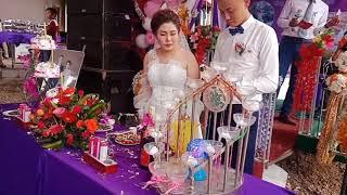 Lưu để nhớ tai nạn trong đám cưới,cô dâu thâm mắt phải đi viện ngay sau đó