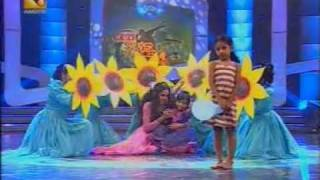 Super Dancer Jnr 4 -- AR Rahman Hit -- Kannathil Muthamittal -- Amrita Tv