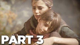 A PLAGUE TALE INNOCENCE Walkthrough Gameplay Part 3 - HUGO (PS4 Pro)