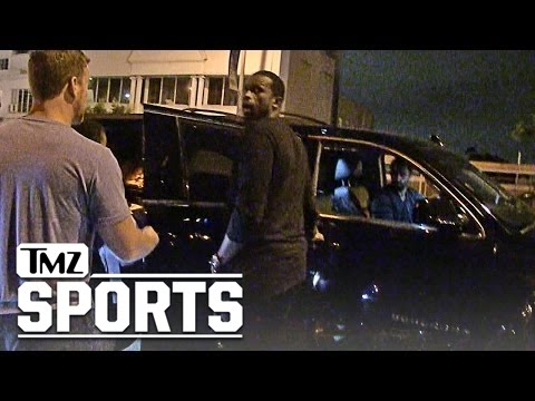 Luol Deng Celebrates Lakerness At Hollywood Night Spot | TMZ Sports