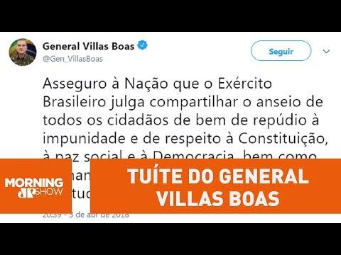 Caio Explica Receio Sobre Tuíte Do General Villas Boas