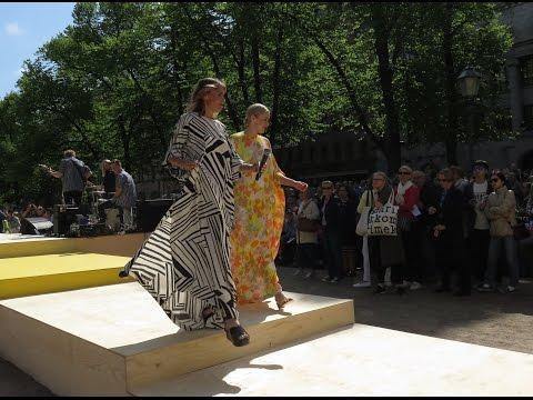 MARIMEKKO Summer 2016 Fashion Show, Esplanade Park