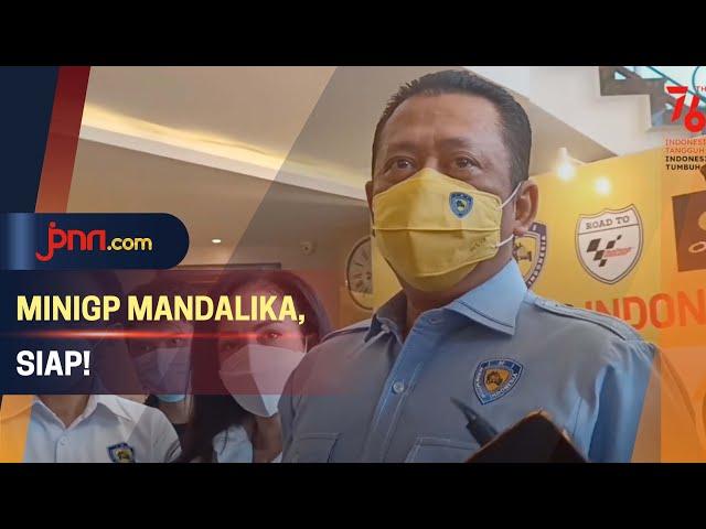 MiniGP Bakal Digelar Tahun Depan di Mandalika - JPNN.com