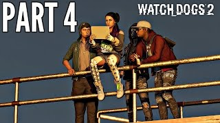 watch dogs 2 walkthrough part 4 haum sweet haum full mission ps4 pro gameplay hd