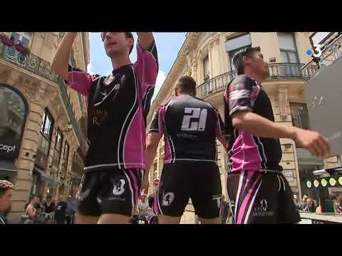 La marche des fiertés de Toulouse