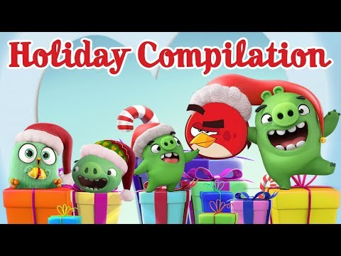 Angry Birds  Holidays Compilation