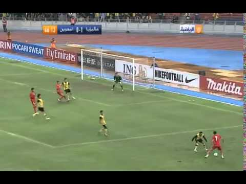 Malaysia vs Bahrain - 2012 Asian Olympic Qualifiers